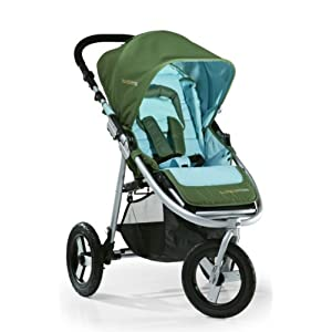Bumbleride Indie Stroller, Seagrass