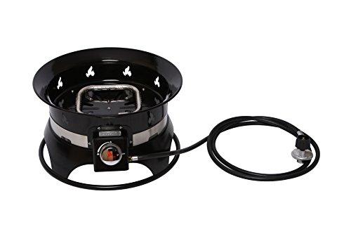 Outland Firebowl Premium Portable Propane Fire Pit | Best ... on Outland Firebowl Propane Fire Pit id=91335