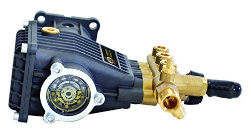 AAA 90030 Triplex Plunger Horizontal Pressure Washer Replacement Pump 96GA12 3200PSI 28GPM