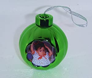 Memories Forever 15 Second Recordable Green
