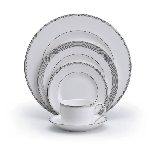 Vera Wang by Wedgwood Grosgrain 5-Piece Place Setting, Service for 1
