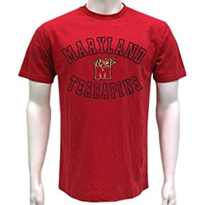 Maryland Terps Men's Spectrum Tee