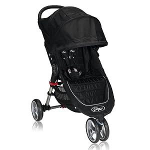 Baby Jogger City Mini Single - Black/Gray