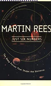"""Cover of """"Just Six Numbers: The Deep Forc..."""