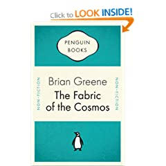 Fabric of the Cosmos Book Cover
