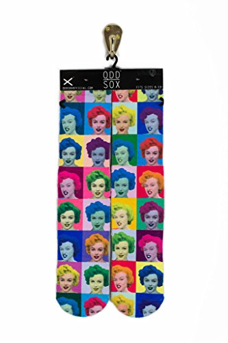 Odd Sox Men's Blondie Socks Multicolor