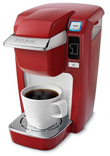 Keurig K15 Coffee Maker Red
