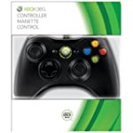 Xbox 360 Wired Controller – Black for $34.94 + Shipping