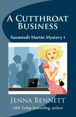 A Cutthroat Business (Savannah Martin Mysteries)