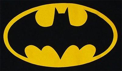 バットマン伝統的ロゴTシャツDCコミック正規ライセンスアイテム