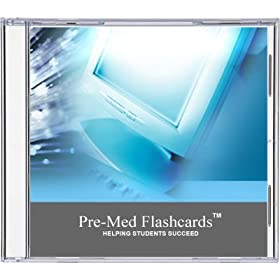 MCAT Flash Cards - MCAT Review - MCAT test prep with over 1900+ flashcards. Pre-Med Flashcards for PC/MAC.