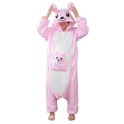 Pink Kangaroo Kigu