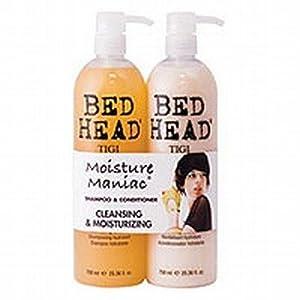 TIGI Bed Head moisture maniac Shampoo & Condtioner 25.3 oz DUO