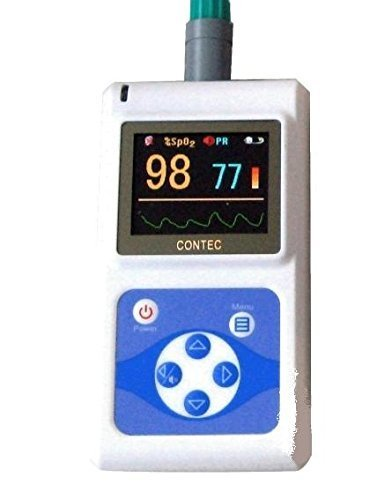 Acc U Rate (R) Handheld Continuous Pulse Monitor/ Pulse Oximeter