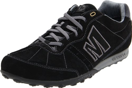 Buy MERRELL MILES MENS LACE UP SNEAKER SHOES (8, Black/Castle Rock)