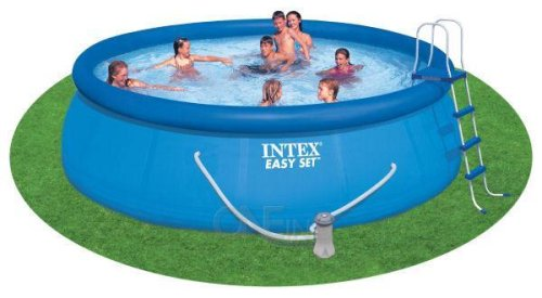 Buy Cheap 15 X 48 Easy Set Above Ground Swimming Pool