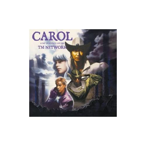 CAROL A DAY IN A GIRL\\\'S LIFEをAmazonでチェック!