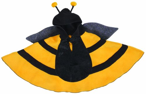Creative Education's Bumblebee Babycape (X-Small)