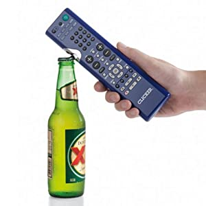 TV Remote Bottle Opener