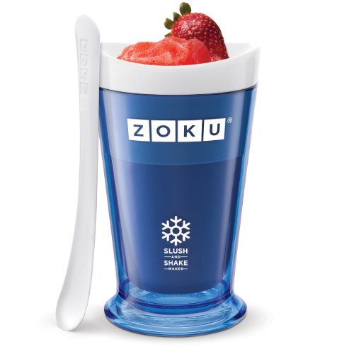 Zoku Blue Slush and Shake Maker
