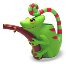 Melissa & Doug Sunny Patch Verdie Chameleon Watering Can