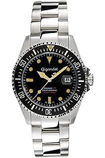 Gigandet - Orologio automatico vintage subacqueo diver sport uomo/donna - G2-007