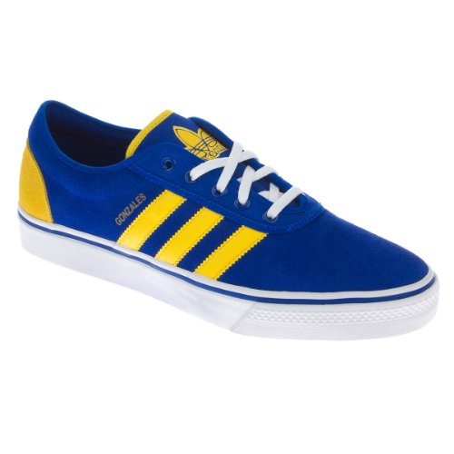 Sneaker adidas Adi Ease Gonz true blue/sun 8.0