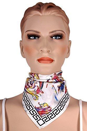 Versace Nickituch Halstuch Neckerchief 45 x 45cm – TH