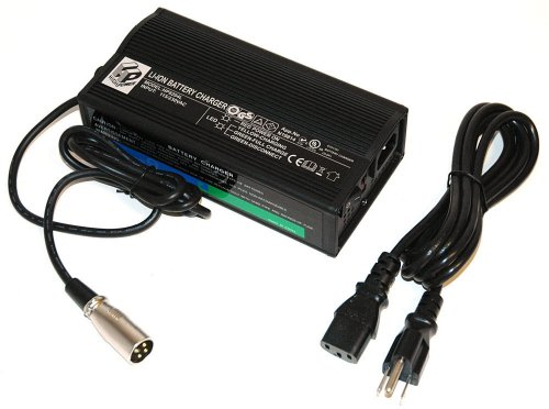 Buy – 36 Volt 2 Amp Lithium Ion XLR Charger for Izip ZUMA