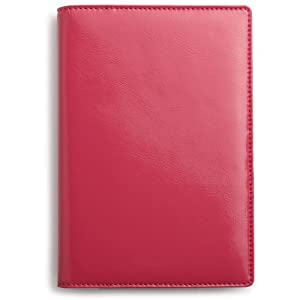 "kate spade new york Patent Leather Kindle Cover (Fits 6"" Display, Latest Generation Kindle), snapdragon pink"