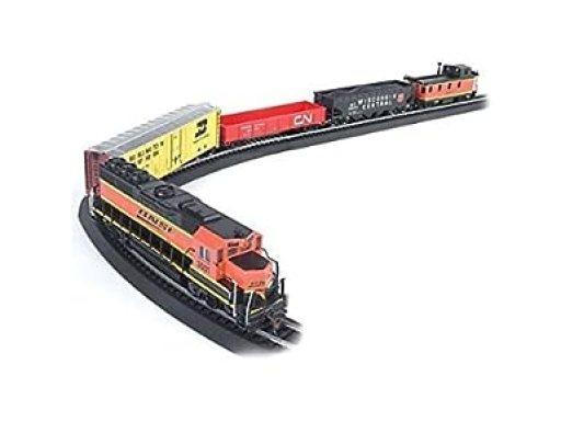 HO Scale Train Set