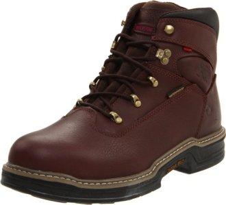 Wolverine Men's W04821 Buccaneer Boot, Dark Brown, 10 M US