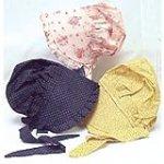 Bonnet Extra Large 100% Cotton