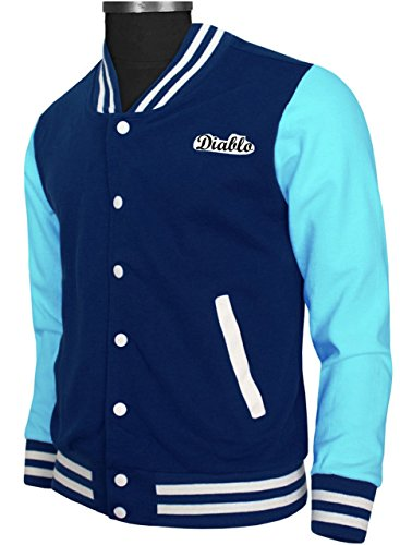 Diablo Men's Varsity Jacket (XXX-Large)