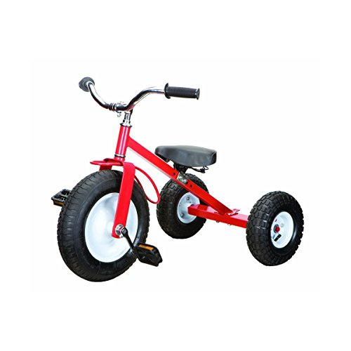 41woe3lKXwL - Kids riding their tricycle in the neighborhood