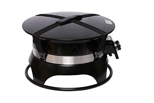 Outland Firebowl Premium Portable Propane Fire Pit | Best ... on Outland Firebowl Propane Fire Pit id=56071