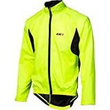 Louis Garneau Men's Modesto Jacket 2, Bright Yellow, X-Large