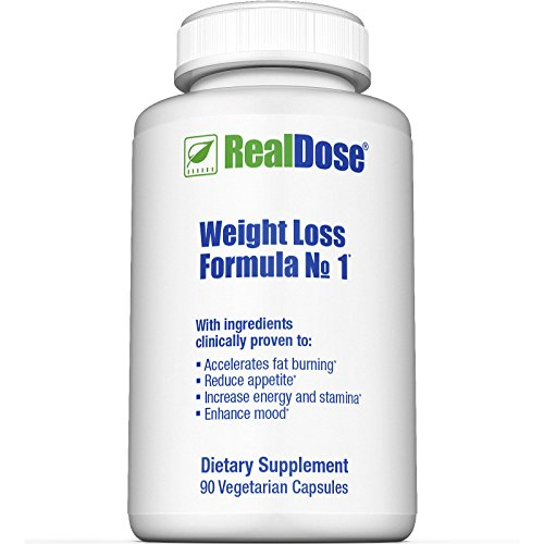 RealDose Nutrition Weight Loss Supplement - 90 Capsules