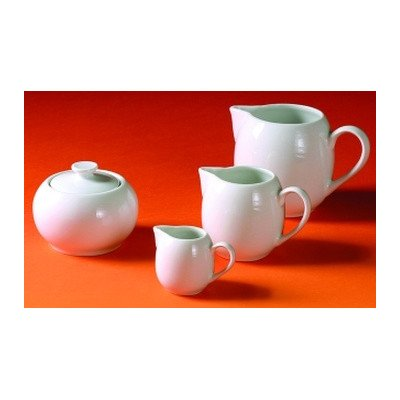 Sancerre 6 oz. Sugar Bowl with Lid [Set of 2]