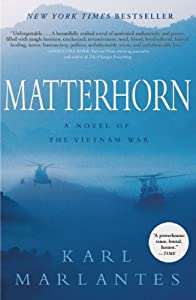 "Cover of ""Matterhorn: A Novel of the Viet..."