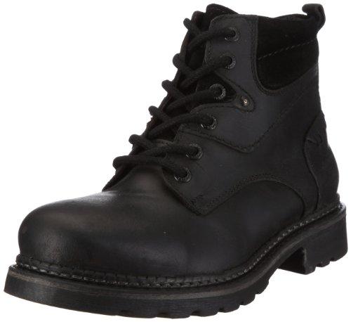 Dockers 295150-071001, Herren Stiefel, Schwarz (schwarz 001), EU 42