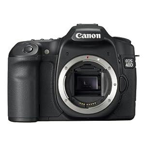 Canon 40D camera body