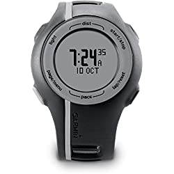 Garmin Forerunner 110 GPS-Enabled Unisex Sport Watch - Black (Certified Refurbished)