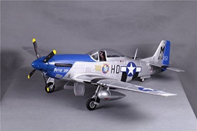 FMS-P-51D-Mustang-Petie-2nd-V8-1450mm-57-Wingspan-with-Flaps-LED-Retracts-PNP-Remote-Control-Warbird