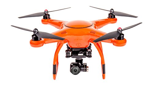 Autel Robotics XSTAR-PREM-OR X-Star Premium Drone with 4K Camera, 1.2-Mile HD Live View & Hard Case (Orange)