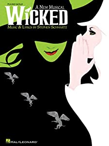 "Cover of ""Wicked: Piano Solo"""