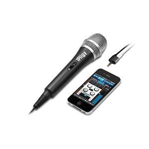 【正規品】 IK Multimedia iPhone/iPod touch/iPad用 コンデンサー・マイクロフォン iRig Mic IPIRIGMICIN