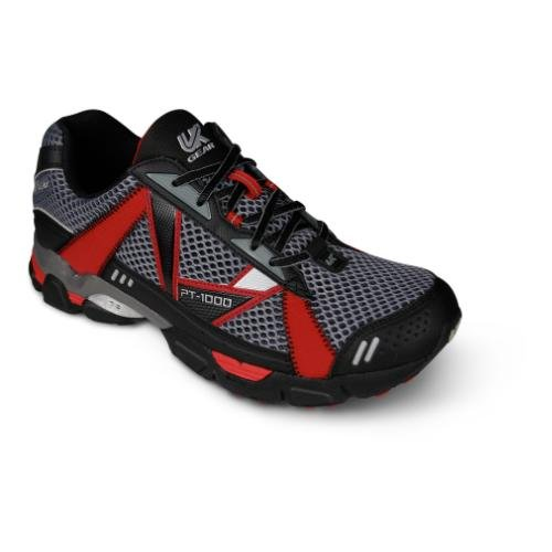 Buy Mens UK Gear PT-1000 SC, Color:Chili Pepper/Black, 12.5 D