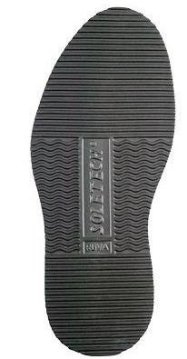 SoleTech 144 Rubber Full Sole 1 Pair - Shoe Repair Size 10