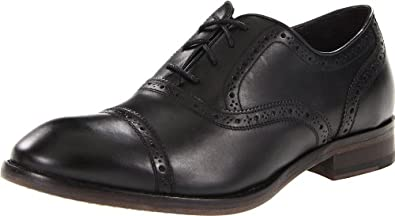 Best John Varvatos Men's Dearborn Captoe Oxford Cheap